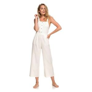 *** NWT *** Roxy West Cozy Place Strappy Jumpsuit